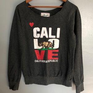 Cali Love Sweatshirt